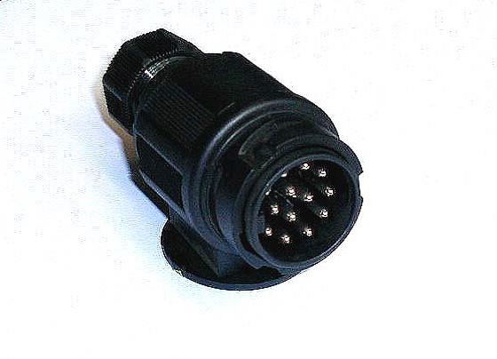 Steckerbelegung für die Beleuchtung des PKW Anhängers | UNSINN ...