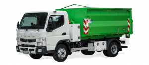 Fuso Canter Abrollkipper