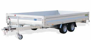 high-bed trailer