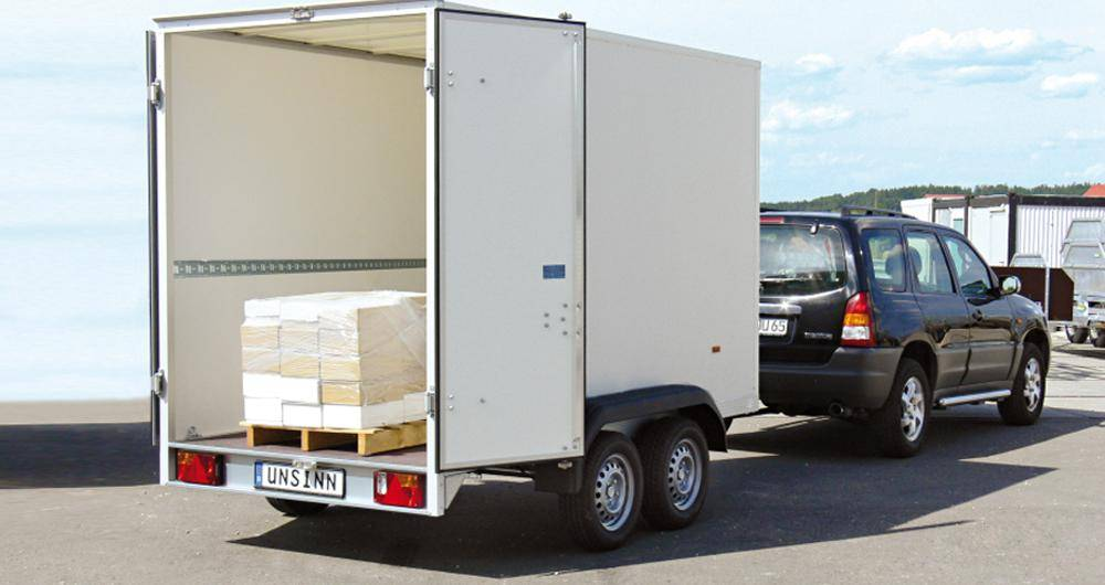 Cargo trailers / Cool trailers