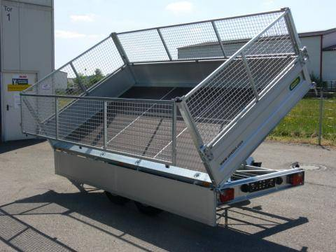 Wire mesh attachment 3660 x 2040 x 650 mm