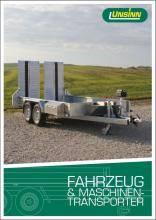 Fahrzeug- und Maschinentransporter