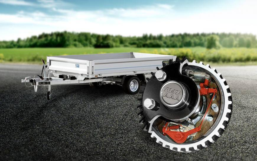 AAA Premium Brake for ideal braking efficiency